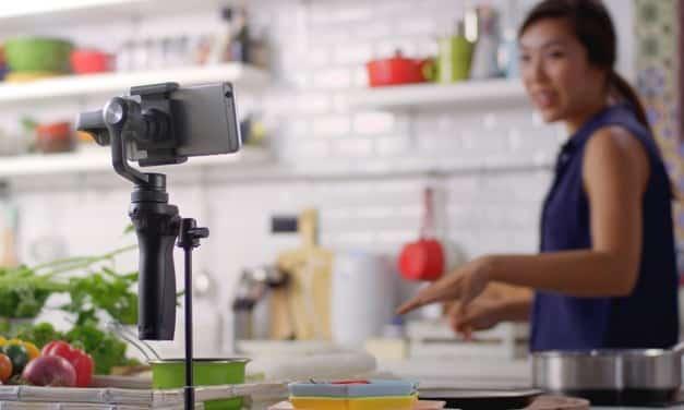 Dji Mobile : La mejor cámara para los youtubers