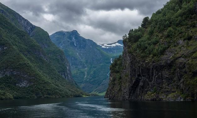 Ruta por Noruega : Bergen y un ferry inolvidable
