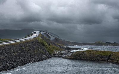 Ruta por Noruega : Carretera de Trollstigen y del Atlántico