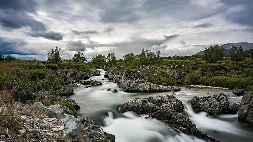 Ruta por Noruega - Cascadas