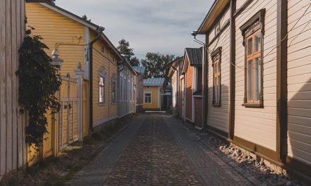 Ruta por Finlandia : Rauma, la ciudad de madera