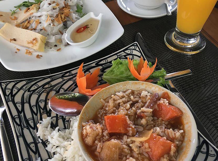 Comida Hanoi