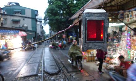 Viaje por Vietnam : La ciudad de Hanoi