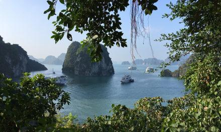 Ruta por Vietnam : Bahía de Ha-Long