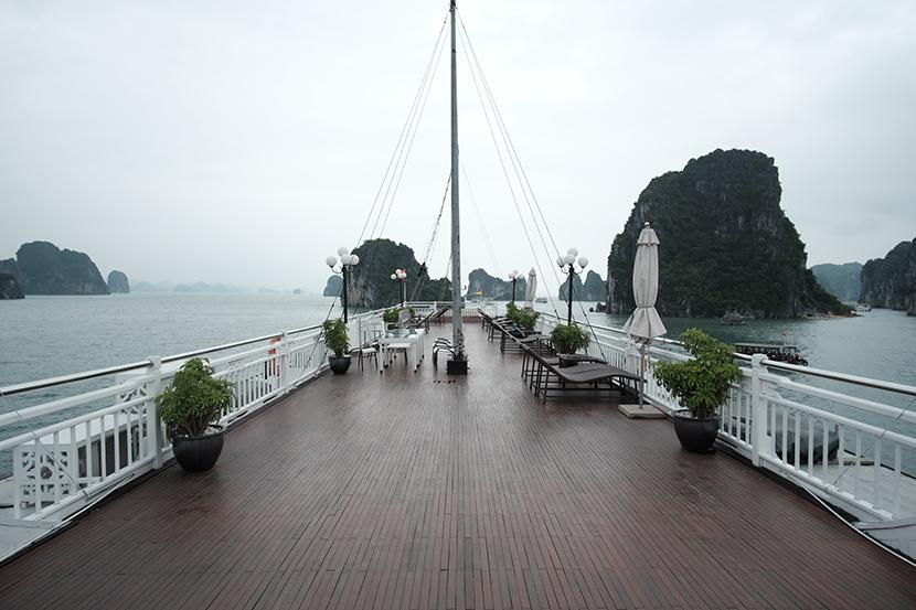 Ha-Long Barco