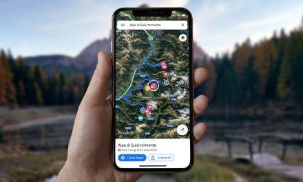 Mapa Fotográfico Dolomitas (Italia)