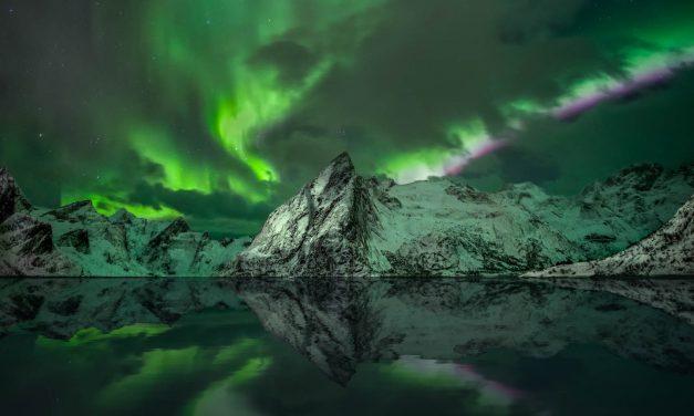 En busca de auroras boreales – Lofoten